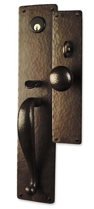 Exterior Door Hardware Arts Crafts