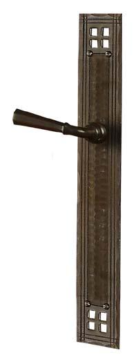 Arts and Crafts Style Door Hardware