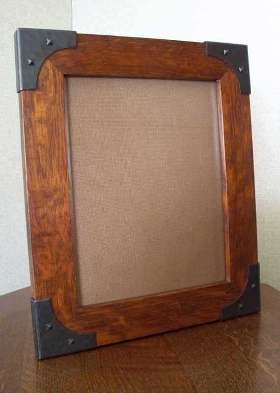 Arts and Crafts Style Photo Frames