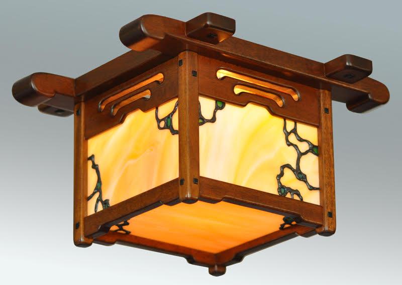 Arts And Crafts Lighting Craftsman Light Fixtures