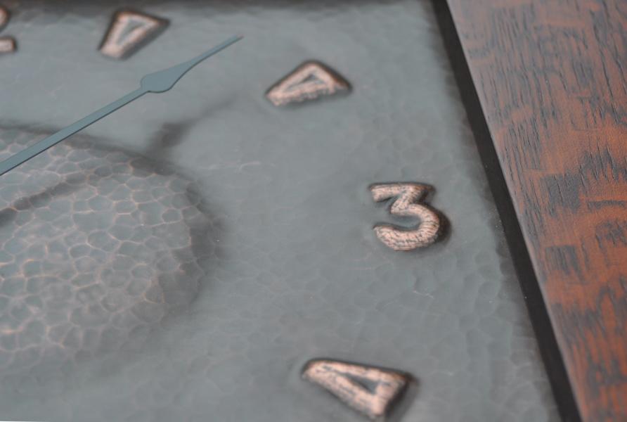 Arts And Crafts Clock ...