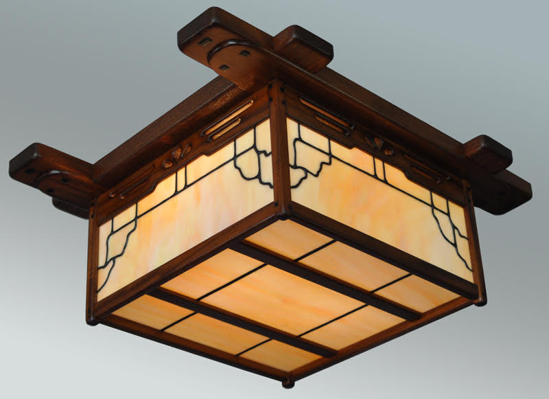 Arts And Crafts Lighting Craftsman Light Fixtures