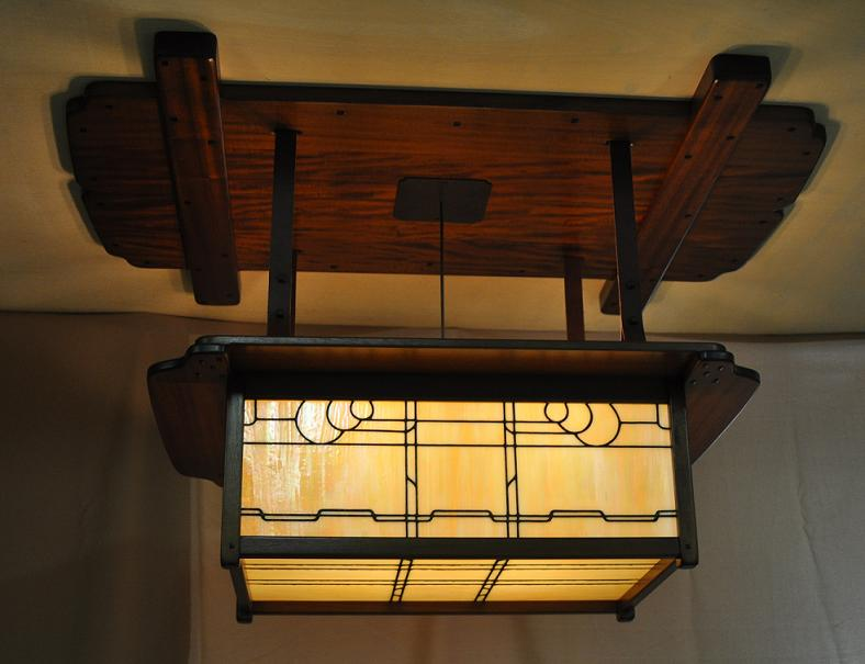 Arts And Crafts Style Chandeliers: Greene and Greene Gamble house Greene and Greene Lighting Gamble House,Lighting